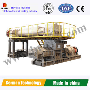 Clay Brick Vacuum Extruder pictures & photos
