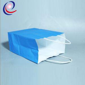 Paper Shopping Bags with Handle pictures & photos