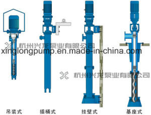 Xinglong Vertical Type Submersible Single Screw Pump pictures & photos