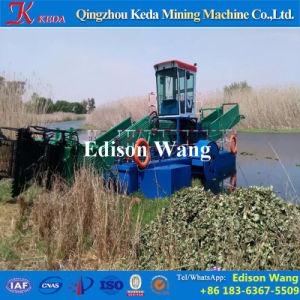 Qingzhou Keda Water Hyacinth Salvage Ship pictures & photos