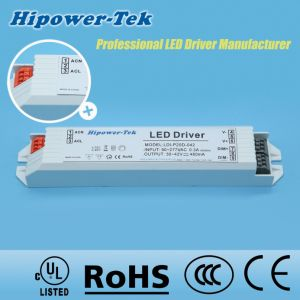 20W Output Constant Current Plastic Case LED Dimming Driver with Pfc pictures & photos