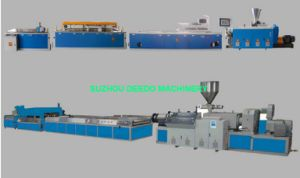PVC Artificial Marble Decorative Equipment Making Machine pictures & photos