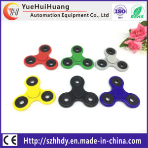 2017 New Product Tri Spinner Fidget Toy Plastic EDC Hand Spinner pictures & photos