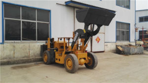 Xd926 Underground Wheel Loader 0.8m3 2.0 Ton (side sitting) pictures & photos