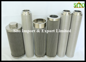 300 Micron 316L Wire Mesh Filter Cartridge pictures & photos