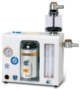 Veterinary Portable Anesthesia Machine pictures & photos