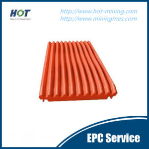 High Quality Wear Resistant Jaw Crusher Jaw Plate pictures & photos