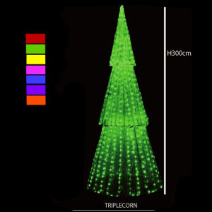 LED Christmas Pre Lit Wreath Christmas Garland for Holiday Decoration pictures & photos