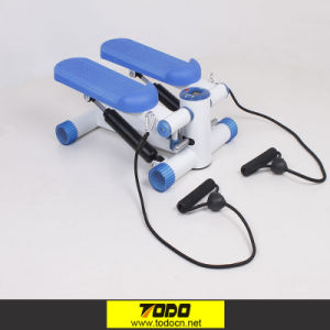 China Factory Fitness Twist Mini Stepper with Resistance Band pictures & photos