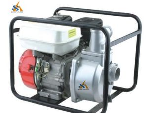Portable Petrol Water Pump for Farming or Indrustry pictures & photos