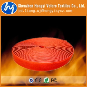 Customized Printing Flame Retardent Velcro Tape pictures & photos