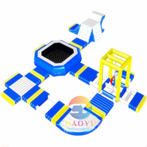 Floating Water Equipment, Inflatable Water Park, Water Sports Game Toy pictures & photos