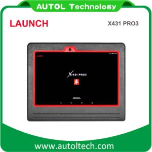 Launch X431 PRO3 V2.0 Diagnostic Tool 2 Years Free Update pictures & photos