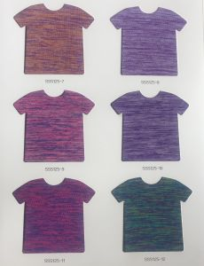 Polyester Colored Yarn DTY Three Colors pictures & photos