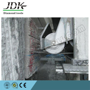 Jdk Diamond Muliti- Wire Saw for Granite Slab Cutting pictures & photos