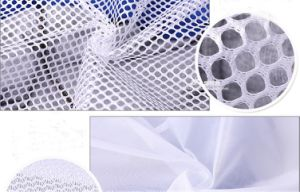 Big Hole Polyester Apparel Mesh Bag for Laundromat pictures & photos