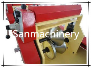 70m/Min Paper Edge Protector Making Machine/Angle Board Machine with Ce (SANPPL-120G) pictures & photos