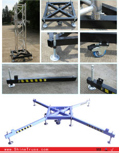 Aluminum Gate Finish Truss Start Truss pictures & photos