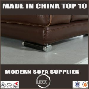 Luxury Genuine Leather Sofa 703 pictures & photos