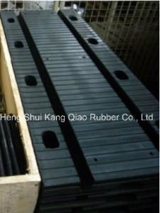 Rubber Elastomer Neoprne Rubber Plate Type Bridge Expansion Joint pictures & photos