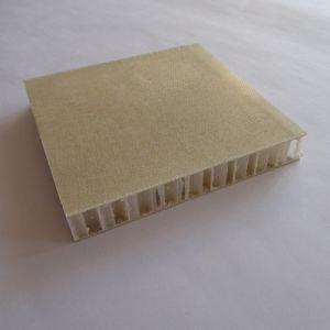 Lighting Strength High Waterproof Honeycomb Sandwich Panel pictures & photos