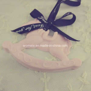 Pink Hanging Ceramic Air Freshener Aroma Diffuser (AM-137) pictures & photos