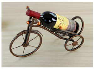 Metal Wine Holder Novelty Wine Rack pictures & photos