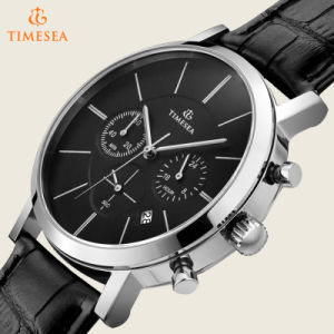 Brand Watch for Men Chronograph Wrist Watch with Quartz Movt72591 pictures & photos
