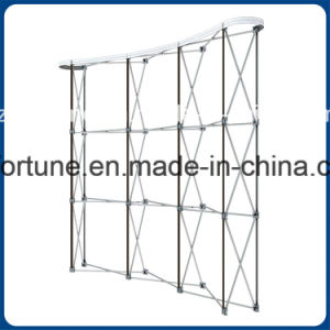 Good Quality Graphic Pop up Display Products with Aluminum Structure pictures & photos