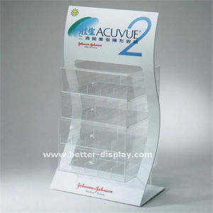 Clear Acrylic Brochure Display Stand (BTR-H6049) pictures & photos
