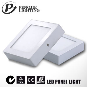 Hot Sale 12W LED Surface Panel Light with CE (Square) pictures & photos