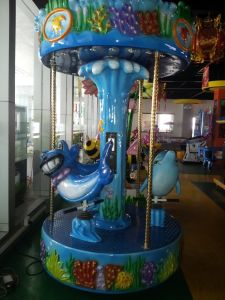 Wild Ocean Coin Operated Game Machine with Dolphin Rotating pictures & photos