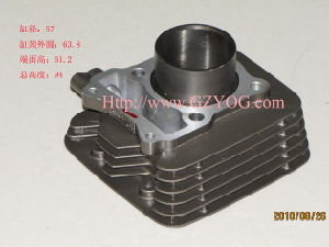 Motorcycle Parts - Cylinder / Cilindro Completo Con Piston, Anillos (RX-125L) pictures & photos
