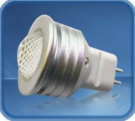 MR11 LED Light Cup (MR11-20-1W1-XX)