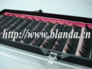Real Mink Eyelashes or Eyelashes Packaging Box