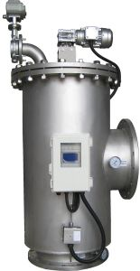Automatic Pipe Water Filters pictures & photos