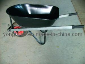 Galvanized Handles Wheel Barrow (WB6019P) pictures & photos