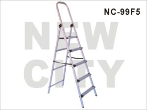 Construction Aluminum-Alloy Aluminum Ladder with 5steps (NC-99F 5)