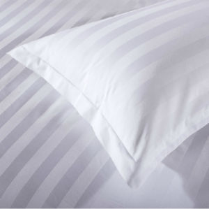 Grey 100% Cotton /Grey 100% Polyester High Quality Fabric for Hotel pictures & photos