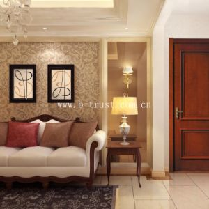 Wood Grain PVC Lamination Film/Foil for Furniture/Cabinet/Closet/Door FL806 pictures & photos
