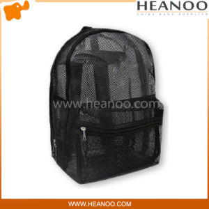 Good Quality Youth Mesh Sports Girls Backpacks for High School pictures & photos