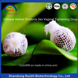 Chinese Herbal Products Sex Vaginal Tightening Drug pictures & photos