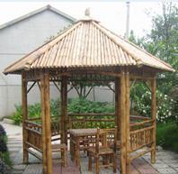 Bamboo Gazebo (BH-009)