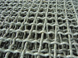 Ya Qi Galvanized Crimped Wire Mesh pictures & photos