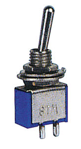 Sub-Miniature Toggle Switch (STM-101) pictures & photos