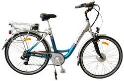 700C City E-Bike for Woman (TDB-609Z)