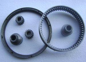 Internal Gear and Spur Gear/High Precision Metal Spur Gear/Custom Spur Gear pictures & photos