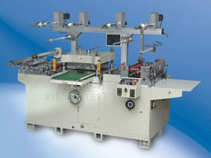 Electronic Label Die Cutting Machine (MQ-320N)