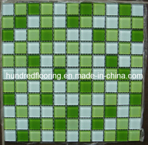 Glass Mosaic Swimming Pool Mosaic (HSP308) pictures & photos