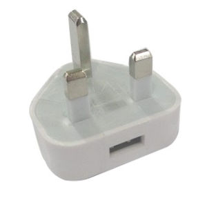 USB Power Adapter (UK Plug)